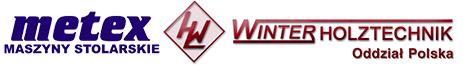 Metex – sprzedaż maszyn Logo